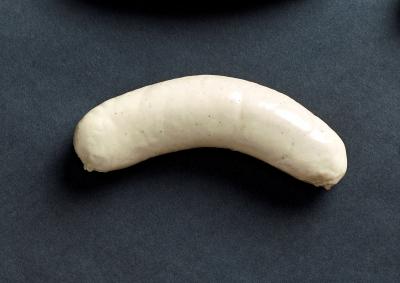 Boudin Blanc au Chorizo et au Basilic