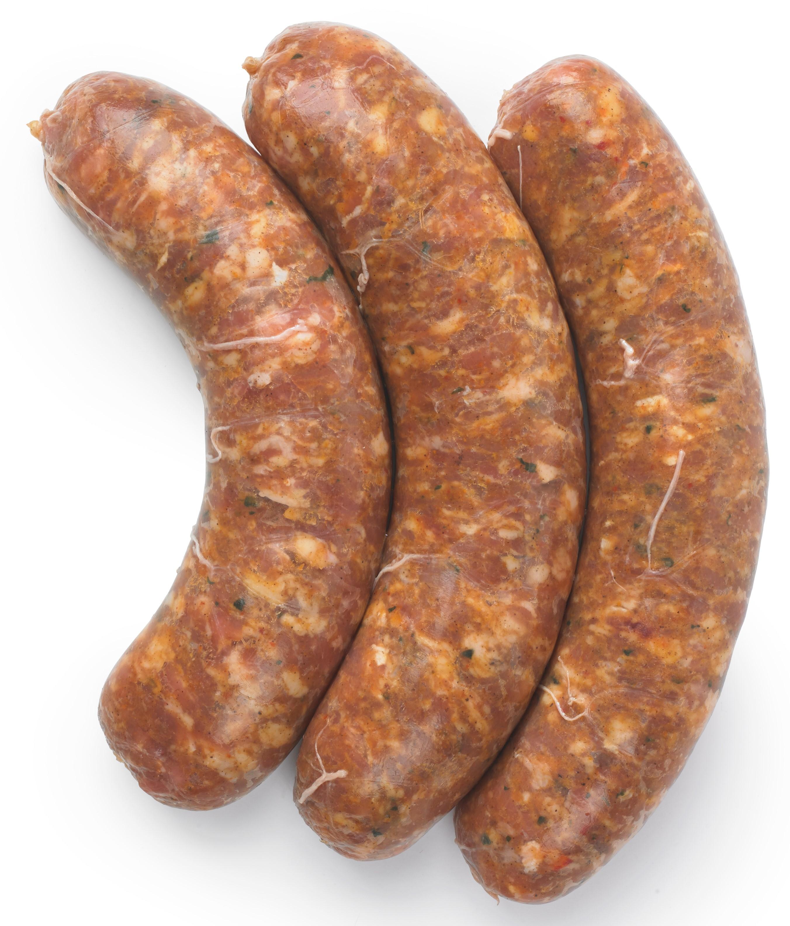 Saucisse La Gustosa (tapenade de légumes du Sud de l'Italie)