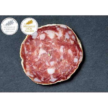 La Joséphine saucisse sèche - Médaille d'Argent Concours Général Agricole 2019