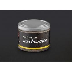 Verrine Pâté Breton au Chouchen