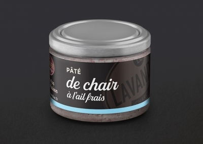 Verrine Pâté de Chair