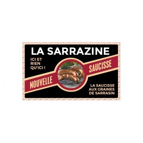 La Sarrazine (graines de sarrasin)