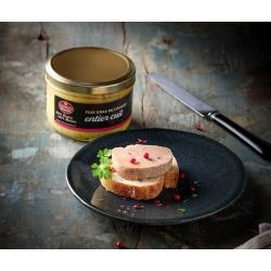 Verrine de foie gras entier cuit