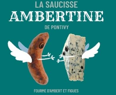 Saucisse Ambertine