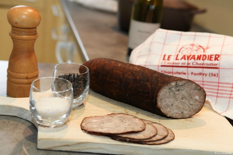 Andouille Bretonne au Lard