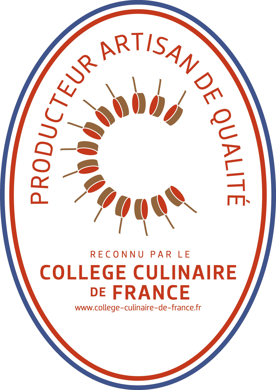 producteur artistan de qualite collège culinaire de france