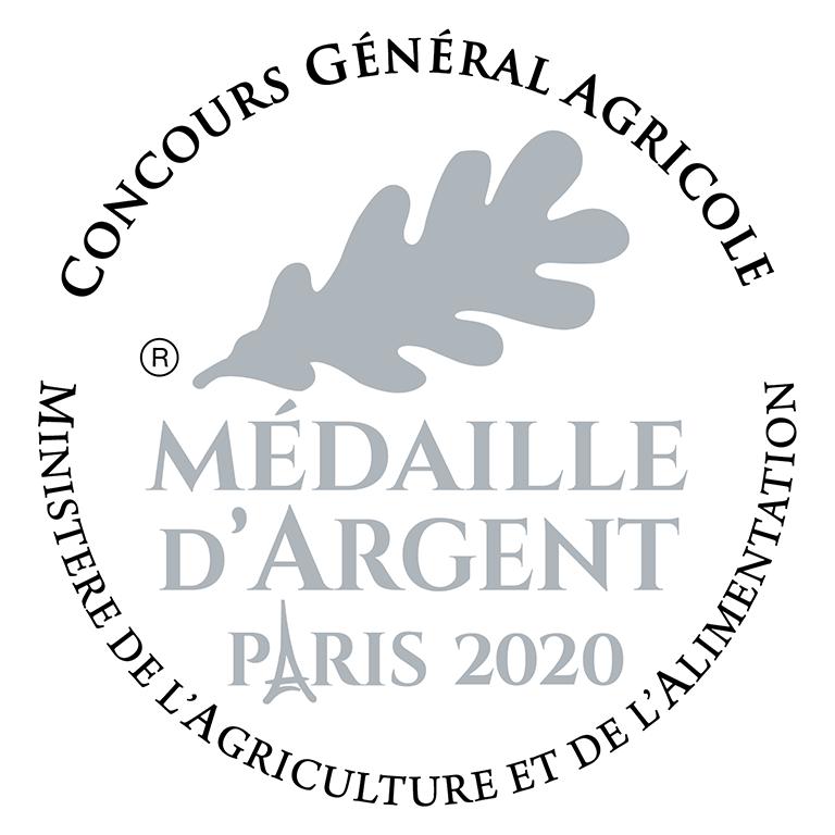 Médaille dargent 2019 Saucisson à lai