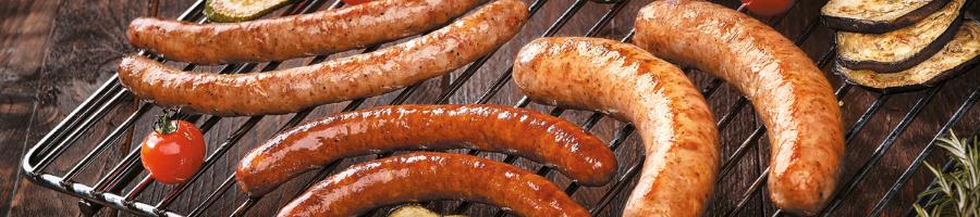 saucisse cuisson barbecue